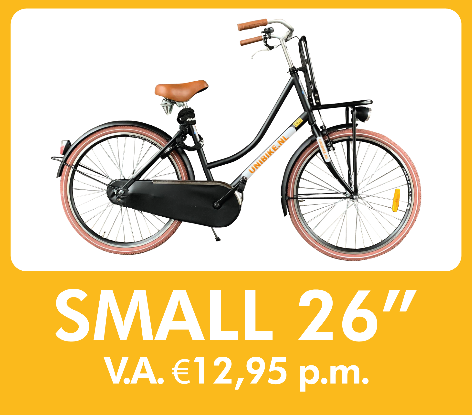 Fiets leasen - small 26 inch